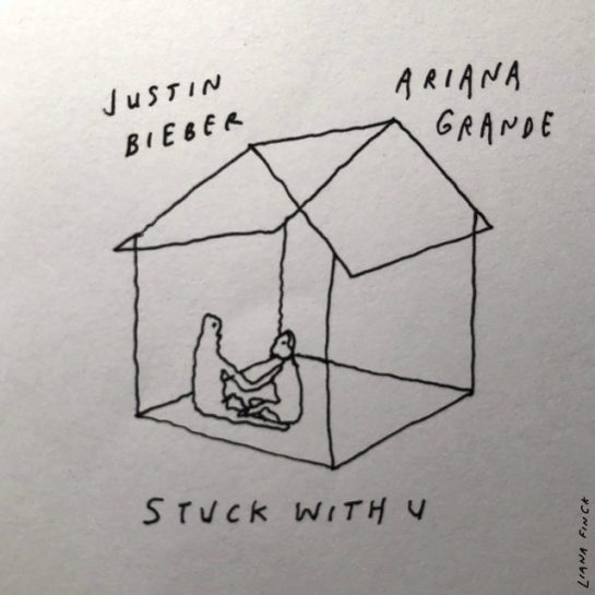 Ariana Grande X Justin Bieber – Stuck With U (Instrumental)