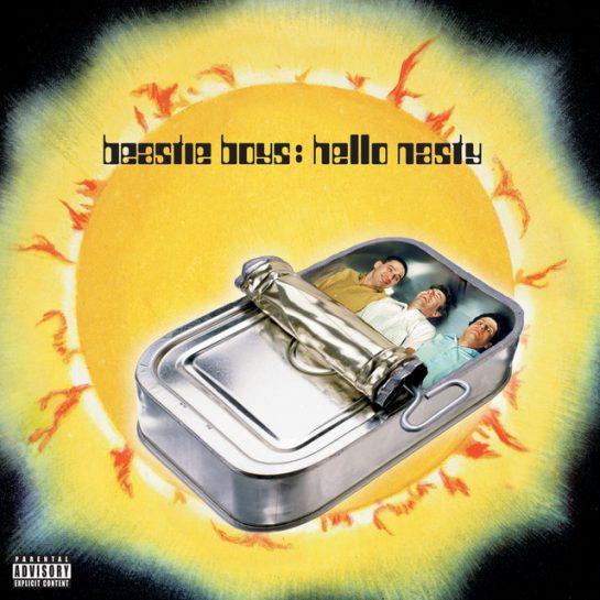 Beastie Boys – Intergalactic (Instrumental)