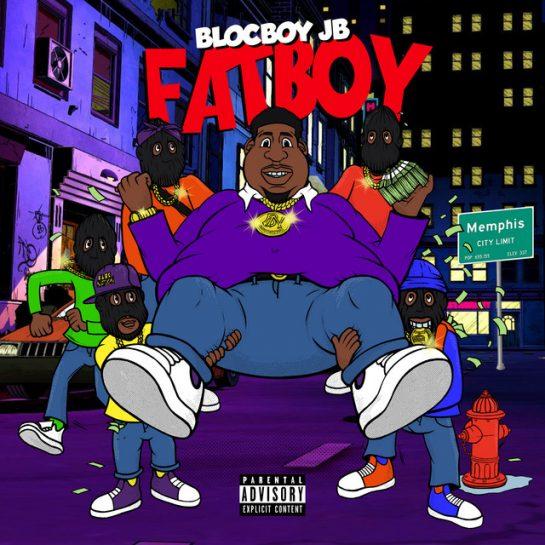 Blocboy JB – Sista (Instrumental)