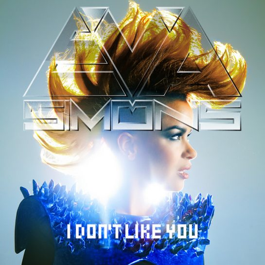 Eva Simons – I Don't Like You (Instrumental)
