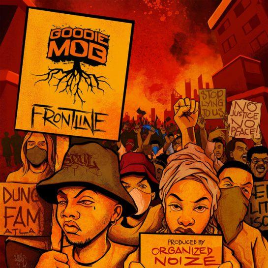 Goodie Mob – Frontline (Instrumental)
