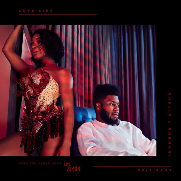 Khalid (ft. Normani) – Love Lies (Instrumental)