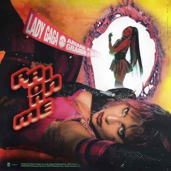 Lady Gaga X Ariana Grande – Rain On Me (Instrumental)