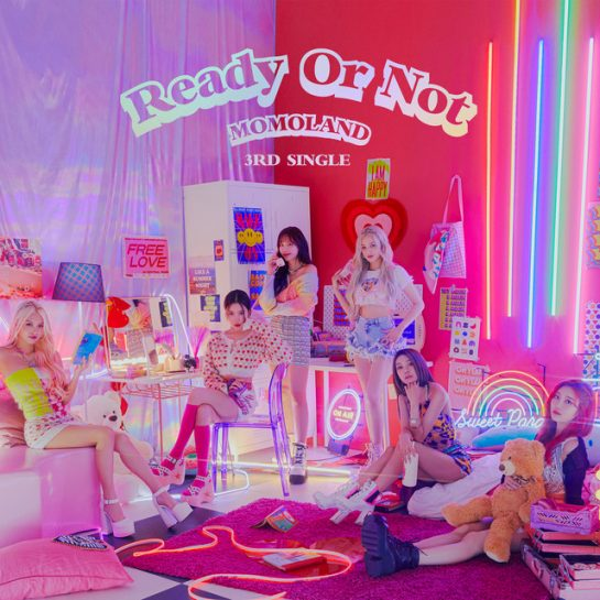 MOMOLAND – Ready Or Not (Instrumental)