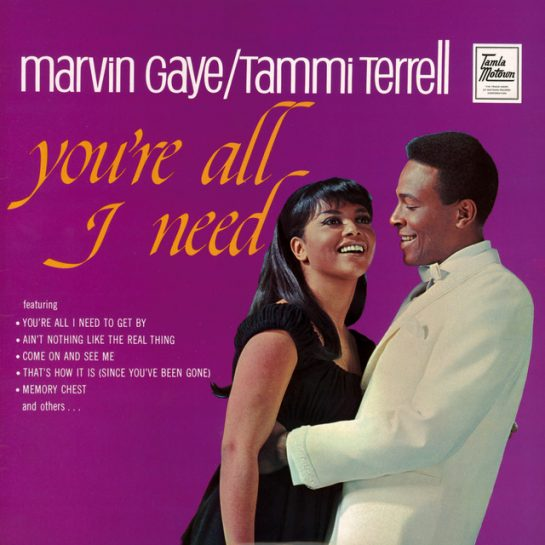 Marvin Gaye X Tammi Terrell – Ain't Nothing Like the Real Thing (Instrumental)