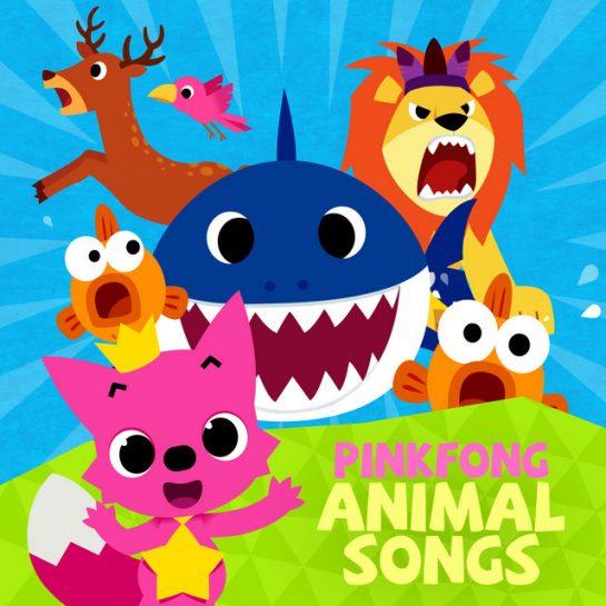 Pinkfong – Baby Shark Dance (Instrumental)