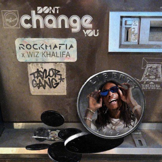 Rock Mafia (ft. Wiz Khalifa) – Don't Change You (Instrumental)