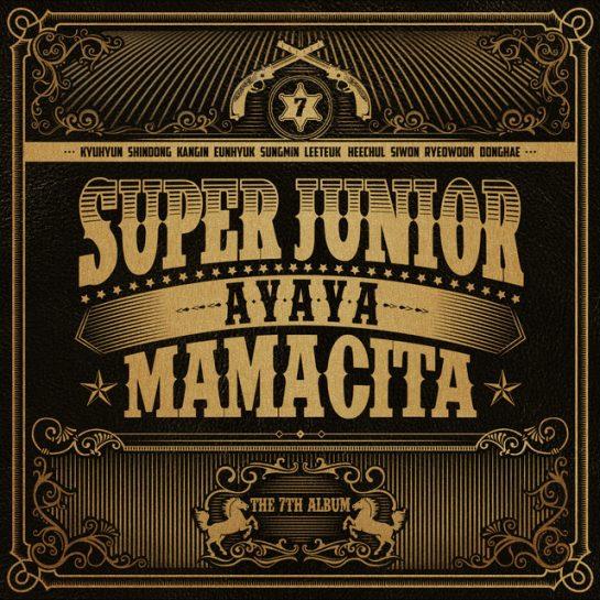 SUPER JUNIOR – MAMACITA (Instrumental)