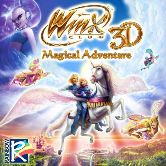 Winx Club – A Magic World of Wonder (Instrumental)