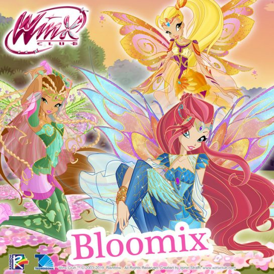 Winx Club – Bloomix (Transformation) (Instrumental)