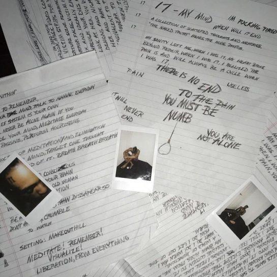 XXXTentacion – Jocelyn Flores (Instrumental)