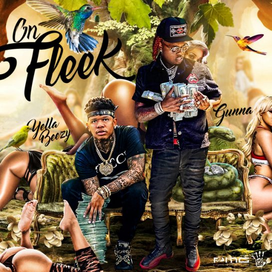 Yella Beezy (ft. Gunna) – On Fleek (Instrumental)